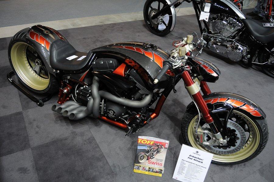 biker build off   free wallpaper