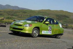 oaktec-honda-insight-rally-car