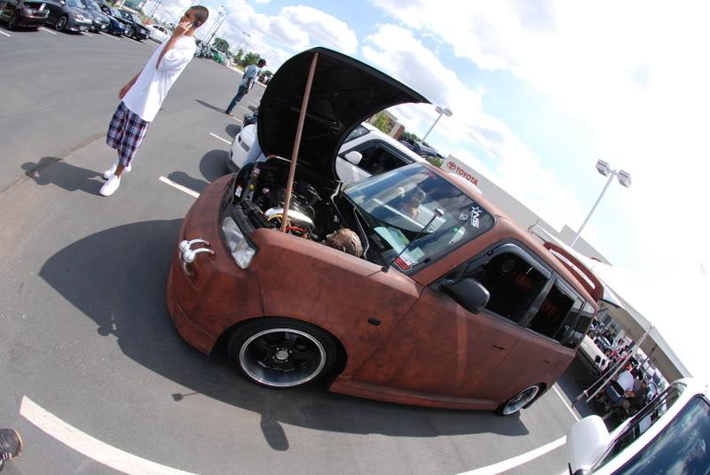 Elmhurst Car Show