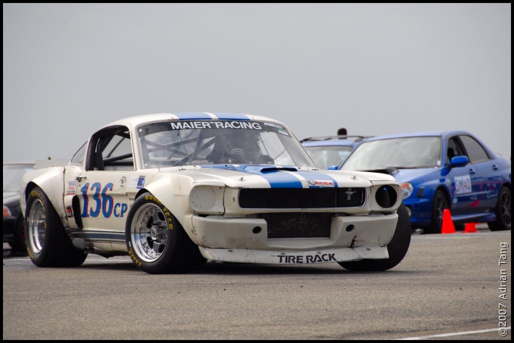 Maier Racing 65 Mustang Fastback