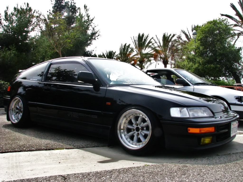 Stanced out CRX and EG