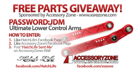 Hatch Life Accessory Zone Contest!
